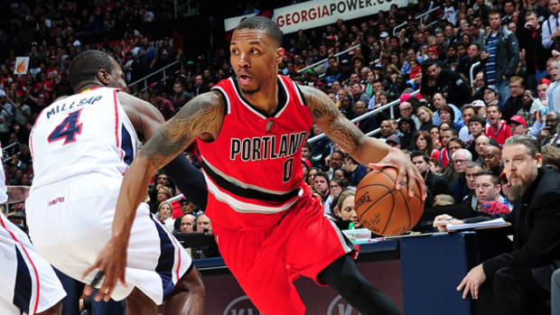 "Damian Lillard on Getting Snubbed: ""Just Keep Working"""