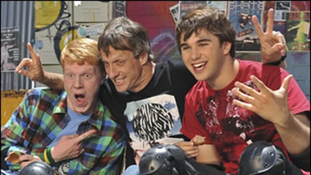 "Q&A with Adam Hicks from Disney XD's ""Zeke and Luther"""