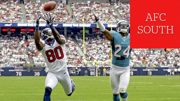 NFL Preview 2013: AFC South Scouting Report