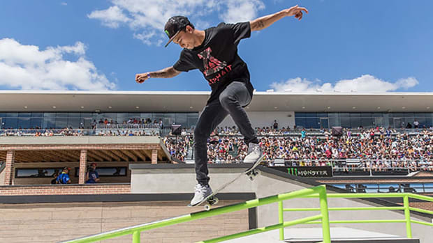 Nyjah Huston: Innovating On And Off The Board