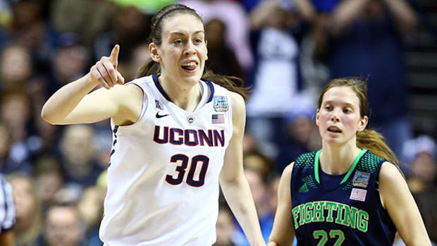 Threepeat! UConn Tops Notre Dame for Third Straight National Championship!