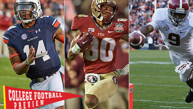 College Football Preview 2014: Big Play Makers