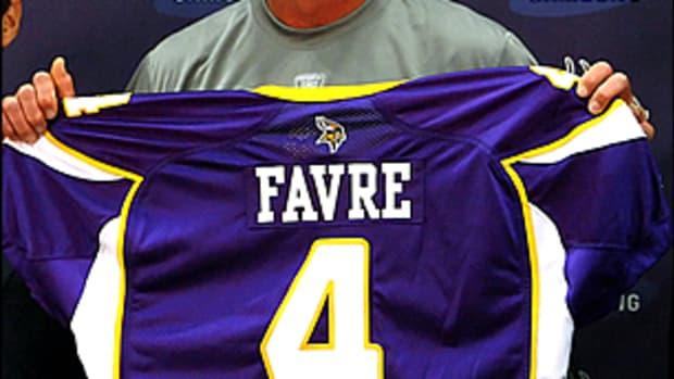 How Will Favre Fare in Minnesota?