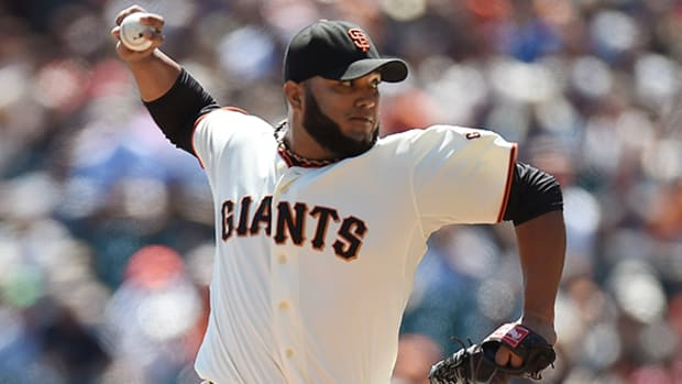 Giants Pitcher Yusmeiro Petit Sets MLB Record By Retiring 46 Straight Batters