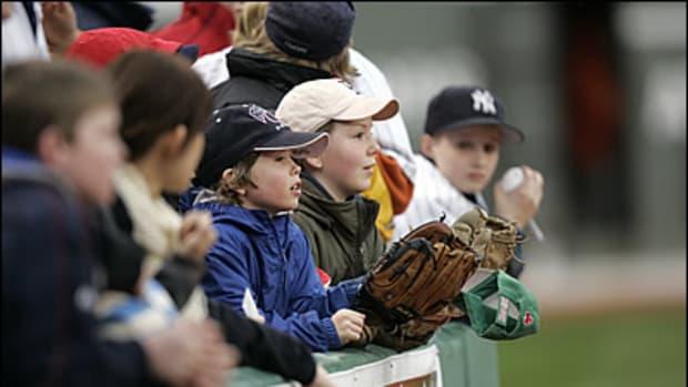 Saving the Future of Baseball