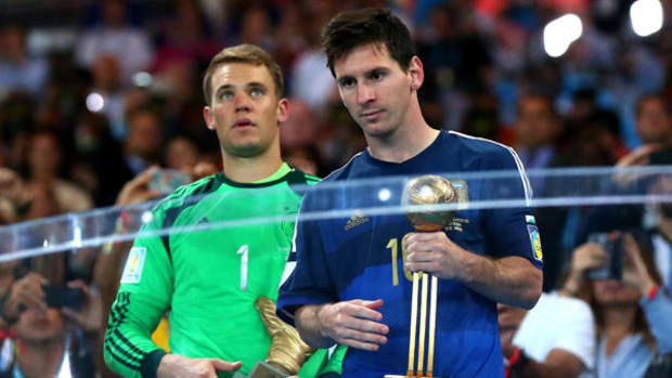 2014 World Cup: SI Kids' End of Tournament Awards