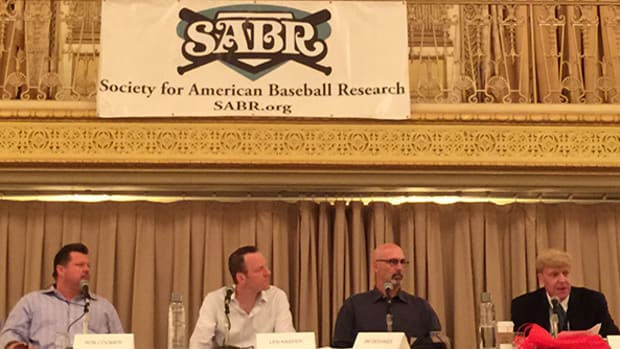 SABR 45: Chicago Broadcasters Talk Cubs Baseball