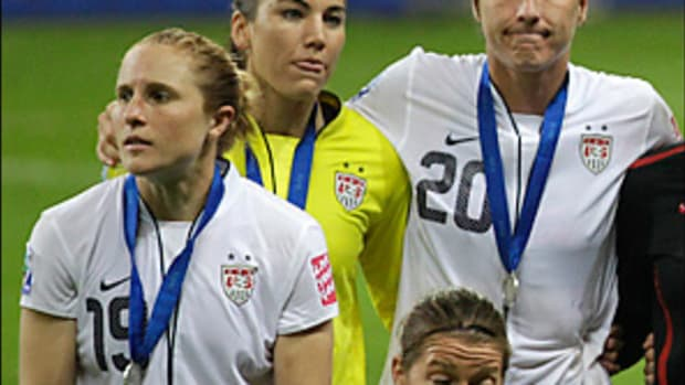 USA's Road to Soccer Redemption