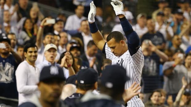 A-Rod Passes Willie Mays on All-Time Home Run List