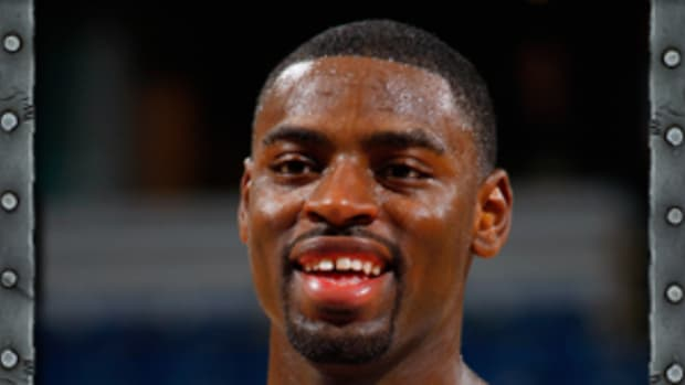 10 Questions With... Tyreke Evans