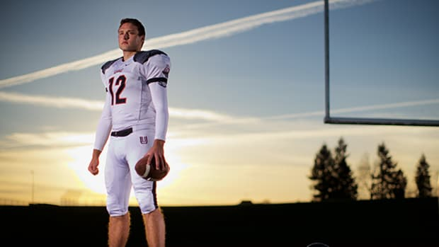 Nolan Henry Wins High School Heisman for Accomplishments On and Off the Field