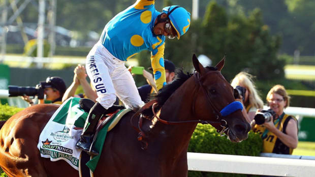 American Pharoah's Triple Crown a Win for the Ages