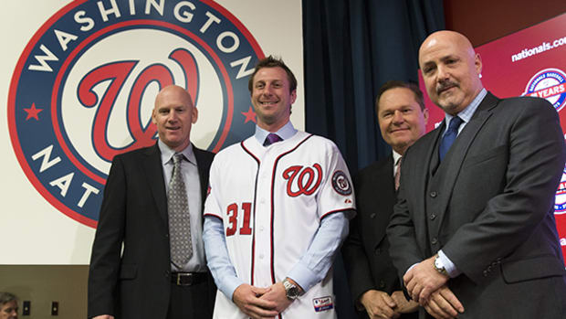Cy Young Winner Max Scherzer Joins Nationals