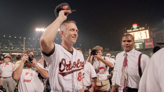 Cal Ripken, Jr. Looks Back on The Streak