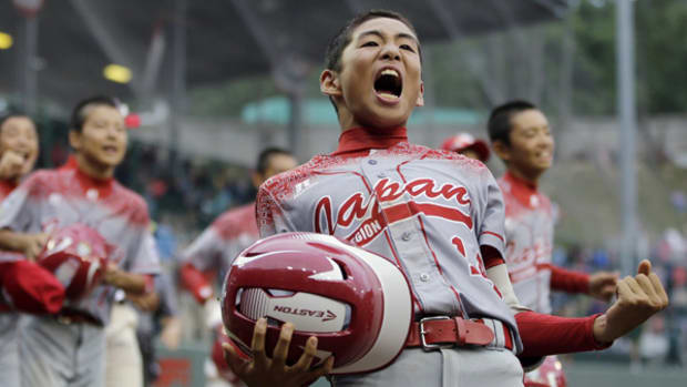 Japan Wins Little League World Series!