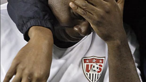 A Major Disappointment for U.S. Soccer