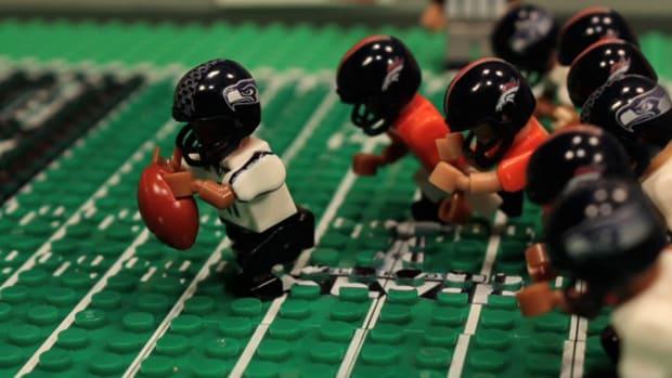 Seattle Seahawks Win OYO Super Bowl!