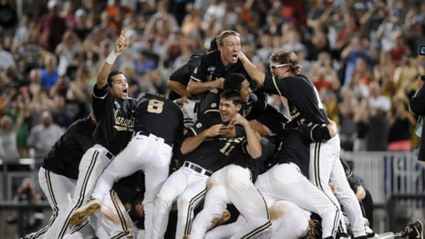 Vanderbilt Wins Its First College World Series Championship