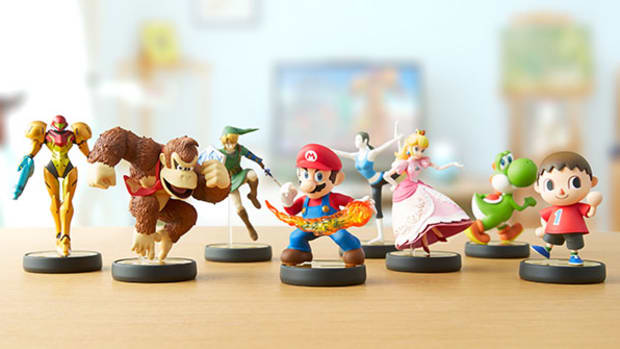 Coach Some Classic Characters with Nintendo's amiibo Figures