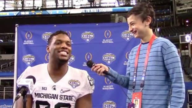 Who Will Win the Cotton Bowl? The Players Weigh In.