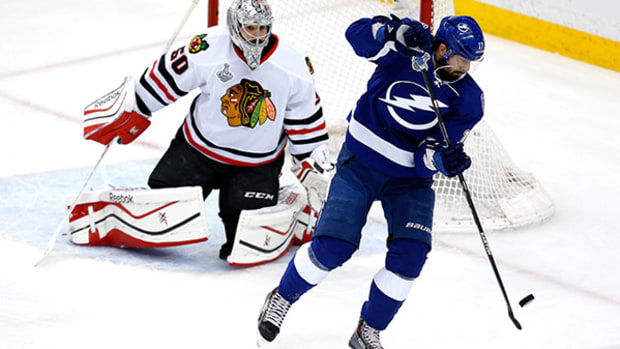 Alex Killorn Scores Goal of the Year in Lightning's Game 1 Loss