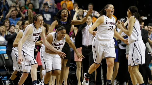 UConn Women Win Ninth National Title!