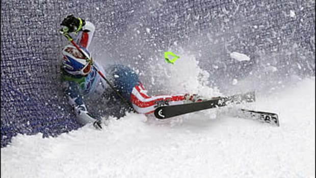 One Bad Crash Hurts Two U.S. Ski Stars