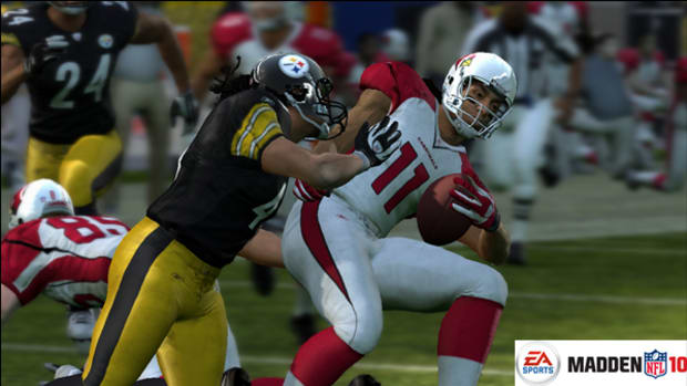 Taking a Sneak Peak at Madden 10 Rankings