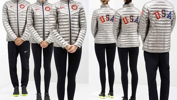 More Olympic Gear Revealed, Courtesy of Nike