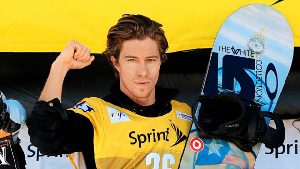 Shaun White — Back for More
