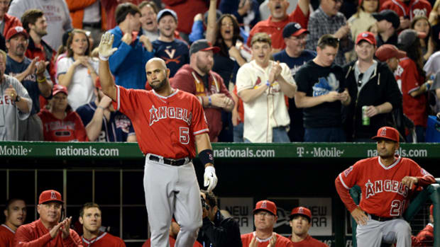 Albert Pujols Joins the 500 Club