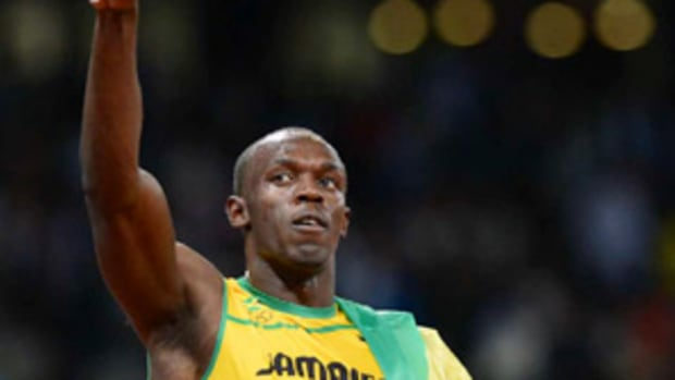 Usain Bolt Wins Olympic 100m, Defeats Yohan Blake and Justin Gatlin
