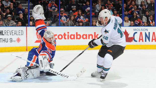 Oilers Goalie Ben Scrivens Has Record Night