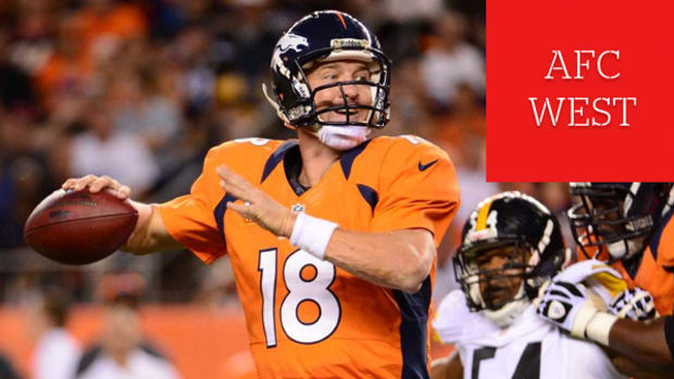 NFL Preview 2013: AFC West Scouting Report