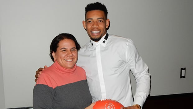 Chatting with Browns Corner Joe Haden, the Special Olympics' Newest Global Ambassador