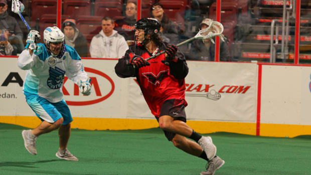 Video Highlights Paul Rabil and Indoor Lacrosse