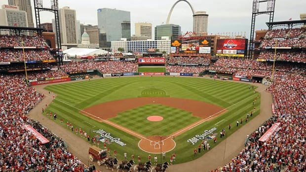 2000s: Best New Stadiums - 1 - Busch Stadium (2006)