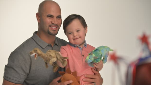 Albert Pujols is a Champion for Kids with Special Needs