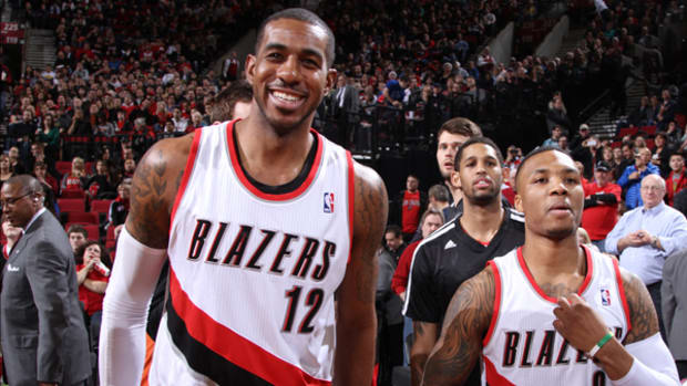 The Portland Trail Blazers Then and Now