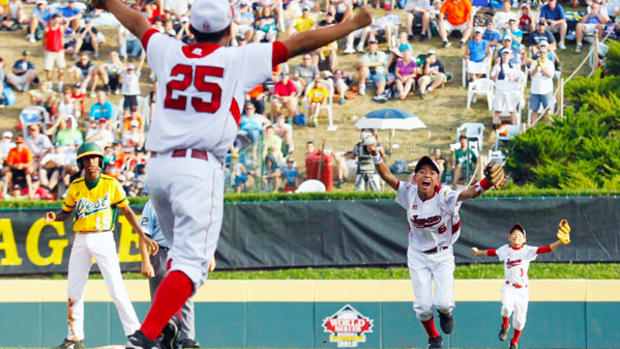 Diamond Era: Celebrating 75 Years of Little League Baseball