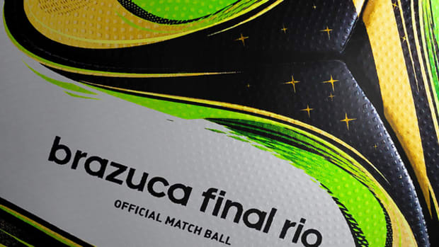 First Look at the World Cup Final Ball