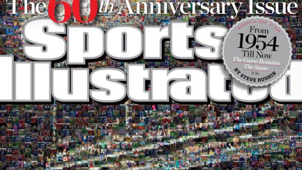 Happy Birthday, Sports Illustrated!