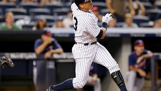 A-Rod Hits 25th Career Grand Slam