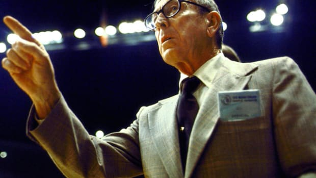 Most Decorated Coaches In American Sports History - 1 - John Wooden