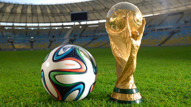 Get to Know brazuca, the 2014 World Cup Match Ball