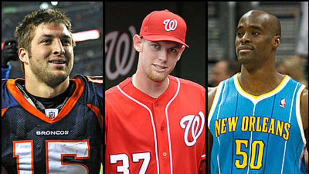 The Smartest Athletes in Sports