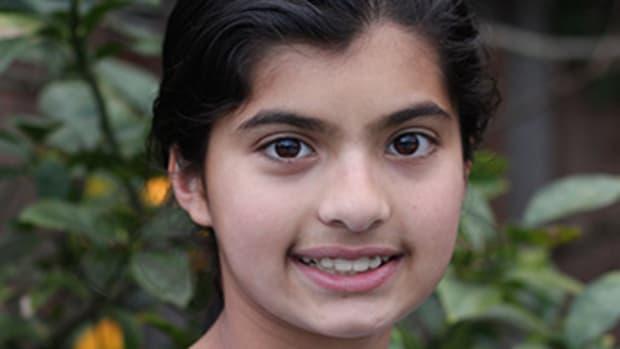 Meet Kid Reporter Manat Kaur!