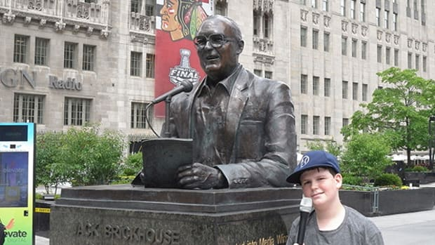 SABR 45: Chicago Baseball History Walking Tour