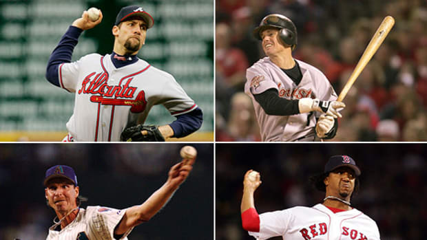 Smoltz, Biggio, Martinez, and Johnson Elected to Baseball Hall of Fame