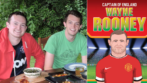 "Author Interview: Tom and Matt Oldfield, ""Gareth Bale,"" ""Wayne Rooney"" and ""Raheem Sterling"""